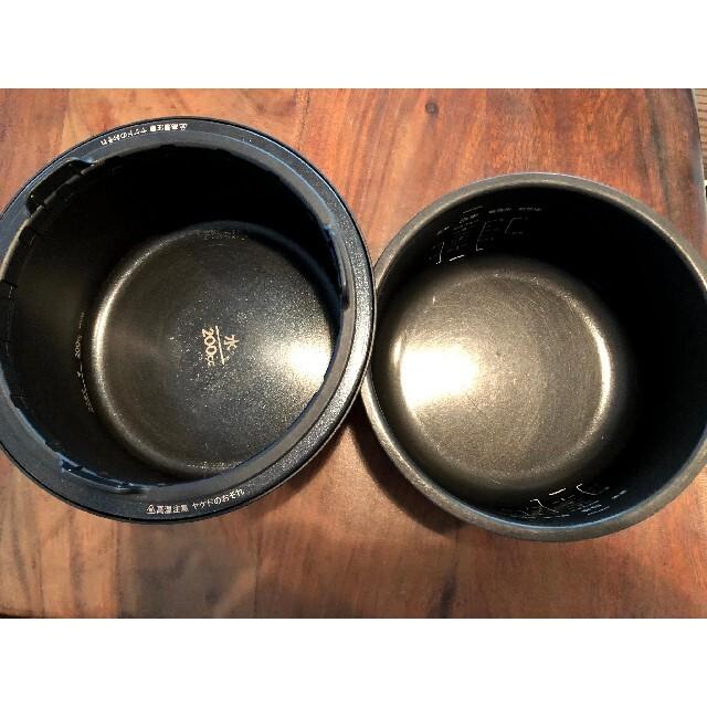 BALMUDA(バルミューダ)のバルミューダ 炊飯器 白 スマホ/家電/カメラの調理家電(炊飯器)の商品写真