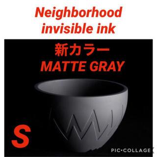 ネイバーフッド(NEIGHBORHOOD)のマットグレー S neighborhood x invisible ink(花瓶)