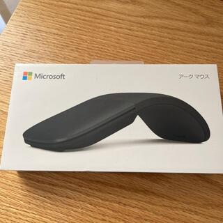 マイクロソフト(Microsoft)のMicrosoft Ark Mouse アークマウス ブラック 黒(PC周辺機器)