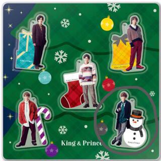 King&Princeアクリルオーナメント(アイドルグッズ)