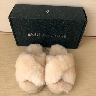 エミュー(EMU)の新品タグ付きswap meet market EMUサンダル15(サンダル)