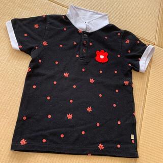 ロデオクラウンズ(RODEO CROWNS)のロデオクラウンズkids ポロシャツ Lサイズ(Tシャツ/カットソー)