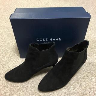 コールハーン(Cole Haan)のCOLE HAAN ショートブーツ サイドゴア(ブーツ)