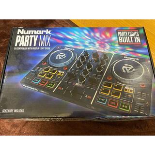 パイオニア(Pioneer)のDJ コントローラー Numark Party MIX(DJコントローラー)
