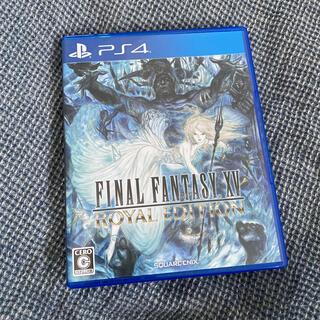 プレイステーション4(PlayStation4)のファイナルファンタジーXV ロイヤルエディション PS4(家庭用ゲームソフト)