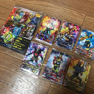 仮面ライダーバトル ガンバライド - ガンバライジングカード