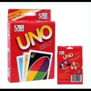 カードゲーム ウノ UNO 家族で遊べる(トランプ/UNO)