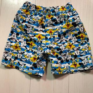 ディズニー(Disney)のミッキー  水陸用スイムパンツ(水着)