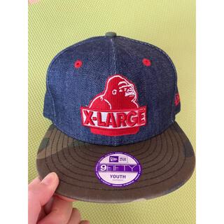 エクストララージ(XLARGE)の専用です☺︎エクストララージキッズ キャップ(帽子)