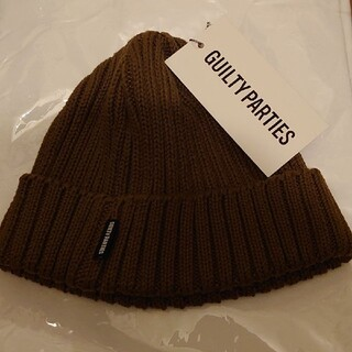 ワコマリア(WACKO MARIA)のワコマリア ニットキャップ 未使用 ニット帽 wacko maria(ニット帽/ビーニー)