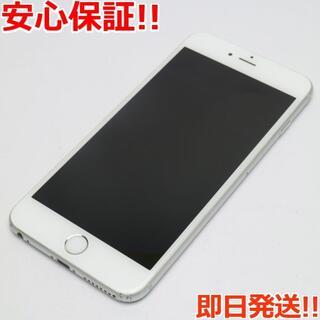 アイフォーン(iPhone)の良品中古 SIMフリー iPhone6S PLUS 64GB シルバー (スマートフォン本体)