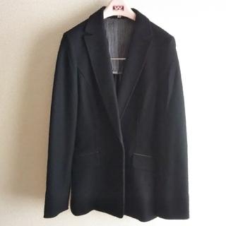 ナラカミーチェ(NARACAMICIE)のNARACAMICIE woolジャケット黒(テーラードジャケット)