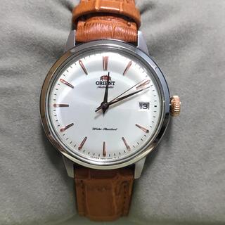 オリエント(ORIENT)のオリエント時計 バンビーノ 36mm(腕時計)