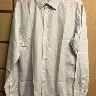 ディオールオム(DIOR HOMME)の正規 Dior Homme ディオールオム ストライプ ドレスシャツ(シャツ)
