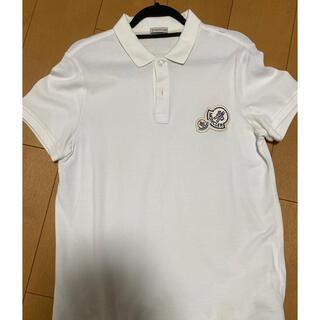 モンクレール(MONCLER)のMONCLER ダブルワッペン(ポロシャツ)
