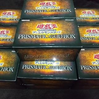 コナミ(KONAMI)の[22box]遊戯王PRISMATIC GOD BOX(Box/デッキ/パック)