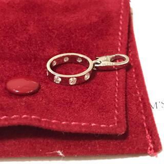 カルティエ(Cartier)のカルティエ ラブチャーム 7Pダイヤ(チャーム)