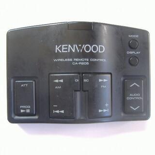 ケンウッド(KENWOOD)のケンウッド X205用リモコン CA-R205(カーオーディオ)