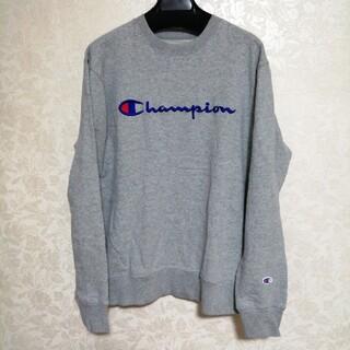チャンピオン(Champion)の【値引き】Champion スウェット XL  グレー(スウェット)