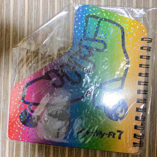 キスマイフットツー(Kis-My-Ft2)のキスマイ セブンコラボ ローラースケートノート Kis-My-Ft2(ノート/メモ帳/ふせん)