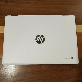 ヒューレットパッカード(HP)の値下げ美品 HP Chromebook x360 14-da0005TU(ノートPC)