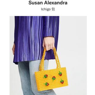 コムデギャルソン(COMME des GARCONS)のスーザンアレキサンドラ Susan Alexandra ビーズバッグ(ハンドバッグ)