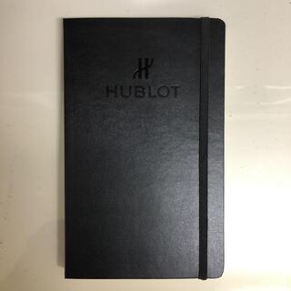 ウブロ(HUBLOT)の新品未使用 HUBLOT ウブロノート 非売品(ノベルティグッズ)