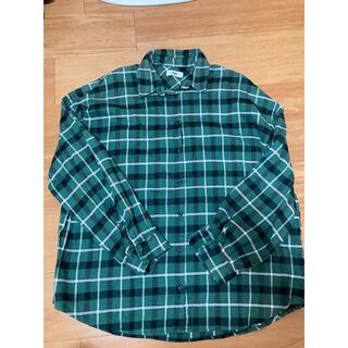 ロデオクラウンズ(RODEO CROWNS)のチェックシャツ ネルシャツ(シャツ/ブラウス(長袖/七分))
