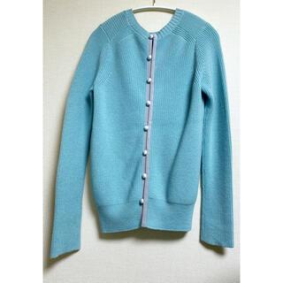 サカイラック(sacai luck)のsacai luck サカイ 後ろボタン セーター(ニット/セーター)