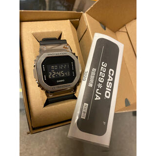 ジーショック(G-SHOCK)のG-SHOCK GM-5600-1JF (腕時計(デジタル))