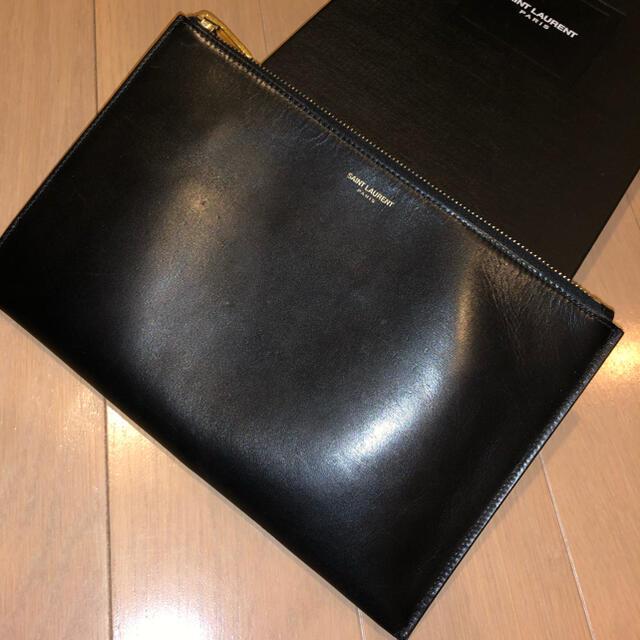 Saint Laurent(サンローラン)のサンローラン   クラッチバッグ メンズのバッグ(セカンドバッグ/クラッチバッグ)の商品写真