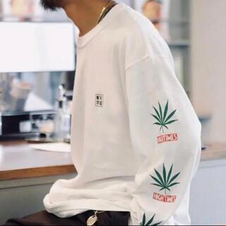 ワコマリア(WACKO MARIA)のwacko maria high times ワコマリア ロンT(Tシャツ/カットソー(七分/長袖))