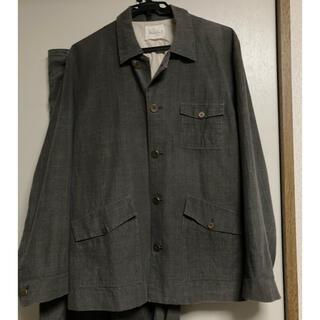 ポールハーデン(Paul Harnden)のAraki Yuu 5B Work Jacket Baggy Pants(テーラードジャケット)
