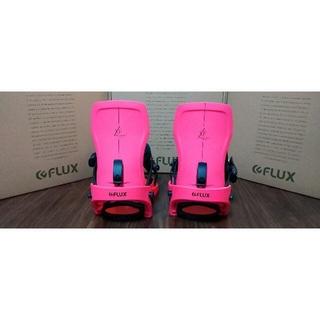 フラックス(FLUX)の新品 15%OFF FLUX 2021 XF NEON RED Mサイズ(バインディング)