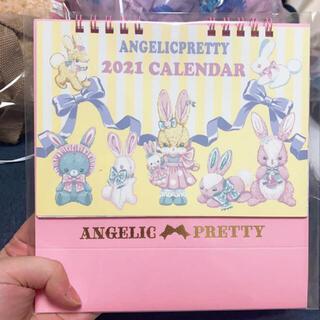 アンジェリックプリティー(Angelic Pretty)のangelic pretty カレンダー(その他)