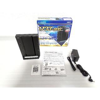 エヌイーシー(NEC)のNEC PA-WG2600HS ルーター(PC周辺機器)