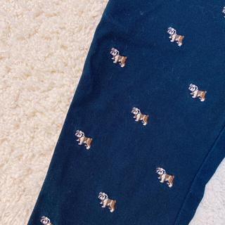 ラルフローレン(Ralph Lauren)の美品  ラルフローレン  刺繍パンツ 12M(パンツ)