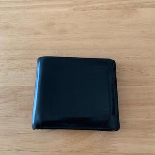 ホワイトハウスコックス(WHITEHOUSE COX)のホワイトハウスコックス ダービーコレクション 二つ折り財布 馬革(折り財布)