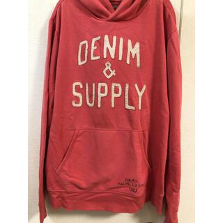 デニムアンドサプライラルフローレン(Denim & Supply Ralph Lauren)のデニム&サプライ パーカー(パーカー)