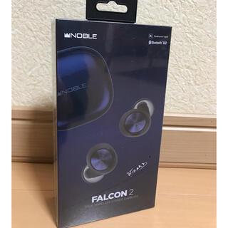 ノーブル(Noble)のNoble Audio NOB-FALCON2 新品未開封(ヘッドフォン/イヤフォン)