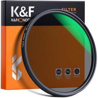 CPLフィルター 67mm 高通過率 偏光 PLフィルター 撥水 防汚(フィルター)