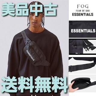 フィアオブゴッド(FEAR OF GOD)のESSENTIALS FOG FEAR OF GOD bag ショルダー(ボディーバッグ)