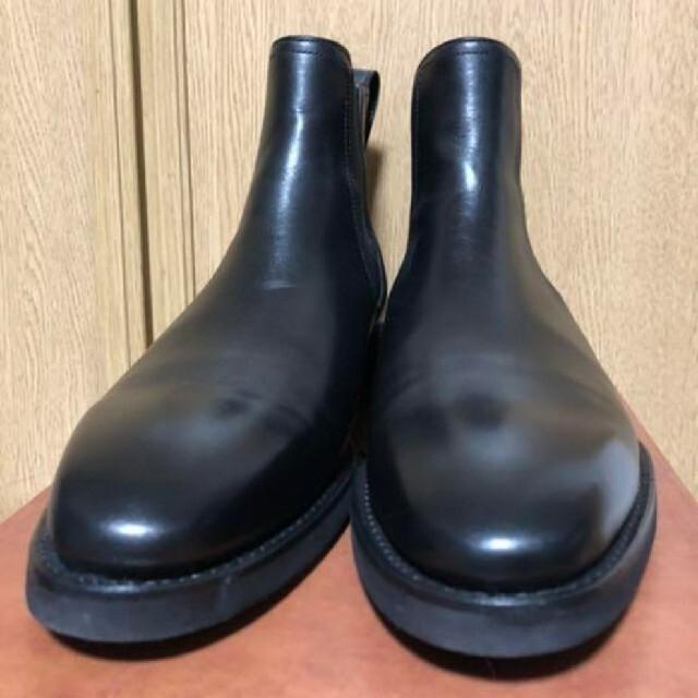 Crockett&Jones(クロケットアンドジョーンズ)のBerwick バーウィック サイドゴアブーツ メンズの靴/シューズ(ブーツ)の商品写真