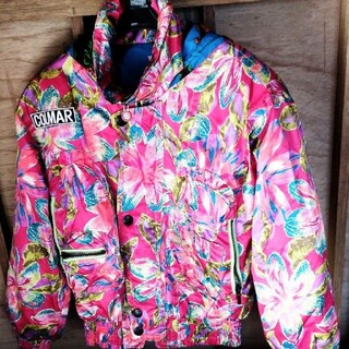 ミズノ(MIZUNO)の半額セール!Colmar スキーチャケット2回使用しました。(ウエア)