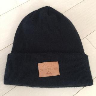 クイックシルバー(QUIKSILVER)のクイックシルバー ニット帽  (ニット帽/ビーニー)