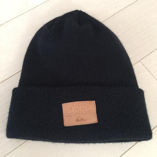QUIKSILVER - クイックシルバー ニット帽