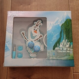 ディズニー(Disney)のアナ雪 イヤホン(ヘッドフォン/イヤフォン)