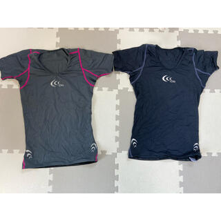 シースリーフィット(C3fit)のC3fit コンプレッションウェア 半袖(ウェア)