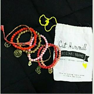 キャットハミル(CAT HAMMILL)のCat Hammill 7連ブレス(ブレスレット/バングル)