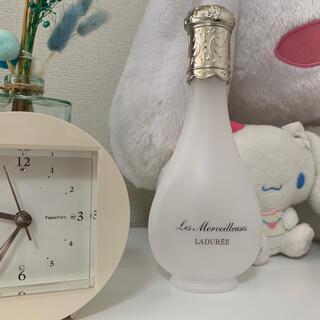 レメルヴェイユーズラデュレ(Les Merveilleuses LADUREE)のラデュレの空ボトル(容器)